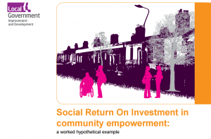 SROI In Community Empowerment Hypothetical Example