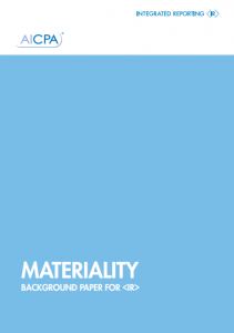 materiality background paper