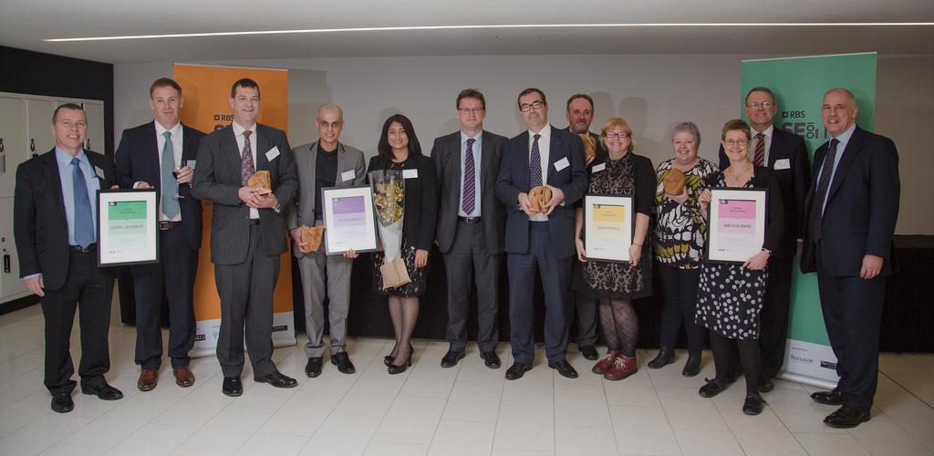SE100 winners 2014
