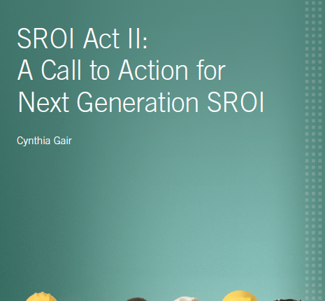 Next Generation SROI