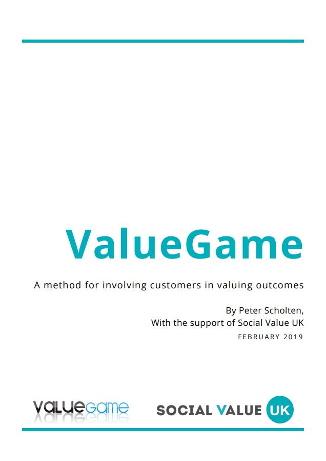 Value Game PDF