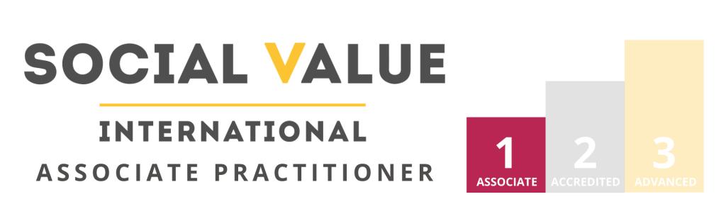 Social Value International Associate Practitioner logo